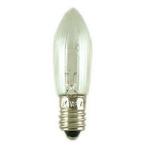 c2 34v 3w e10 arch candle bulb