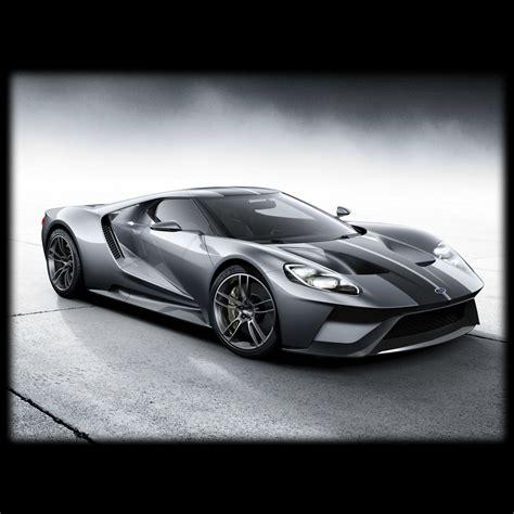 Ford Gt Sports Car Wallpaper Hd