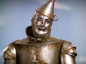 Wizard of Oz Tin Man Crying