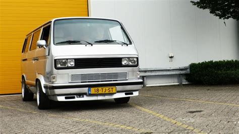 vw t3 vanagon custom oettinger youtube