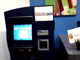 Bitcoin atms are growing in popularity, but how does a bitcoin atm work? A Bitcoin ATM machine was installed at my co-working space : mildlyinteresting