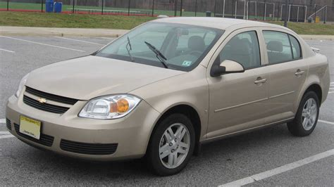 ls history chevrolet cobalt history of model photo gallery and list