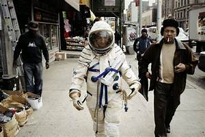 Alicia Framis is the Lost Astronaut   Iconology