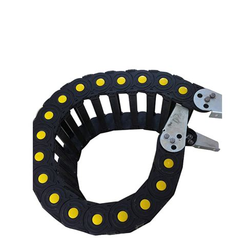 plastic nylon cable tray flexible cable hose carrier drag chain  china manufacturer eastrise