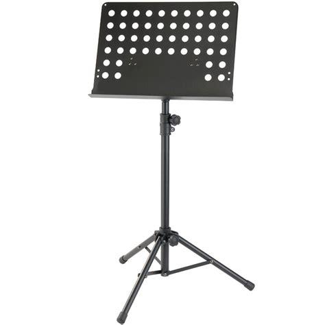 sheet music stand adam hall sms17 music sheet stand sheet music stands