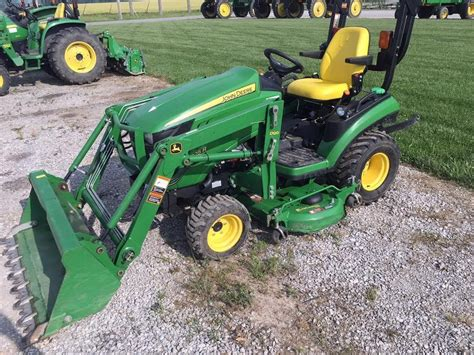 Deere 1025r Mower Deck Leveling by Wisconsin Ag Connection Deere 1025r 1 39 Hp