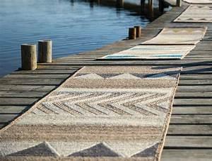 Tapis Exterieur Terrasse : tapis d 39 ext rieur fait main en jute sequoia by litis ~ Zukunftsfamilie.com Idées de Décoration