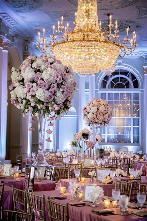 A Glamorous Spring Wedding at the Biltmore Ballrooms in