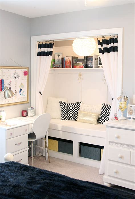 canapé scoop but s room closet reading nook updated less