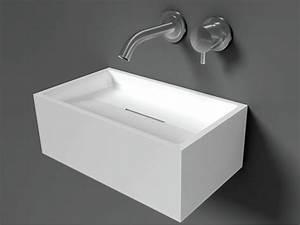 Lavabo Rectangulaire étroit : lave main rectangulaire ~ Edinachiropracticcenter.com Idées de Décoration