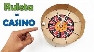 como hacer una ruleta de casino