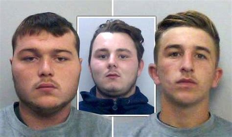 PC Andrew Harper: Killers sentenced to 42 years in jail ...