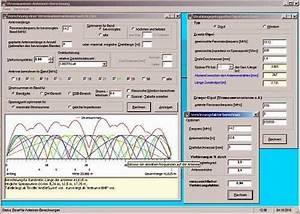 Quad Antenne Berechnen : programm zur berechnung von stromsummen und windom antennen ~ Themetempest.com Abrechnung
