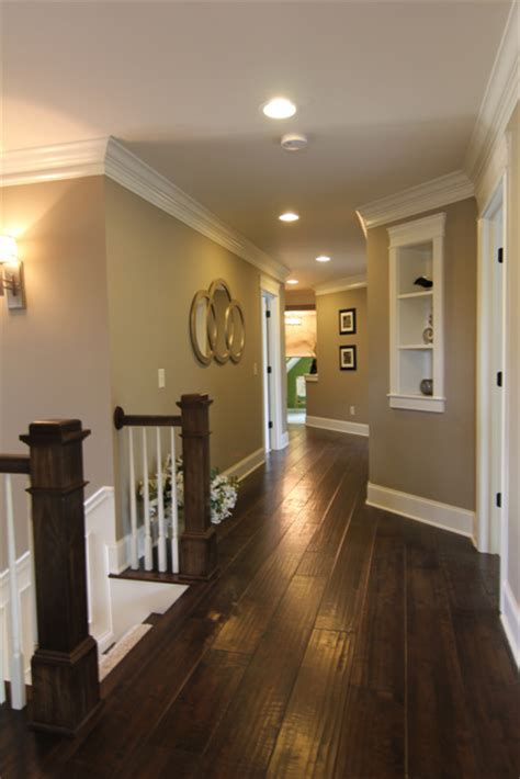 hardwood floors with white trim floors white trim warm walls this wood house decorators collection