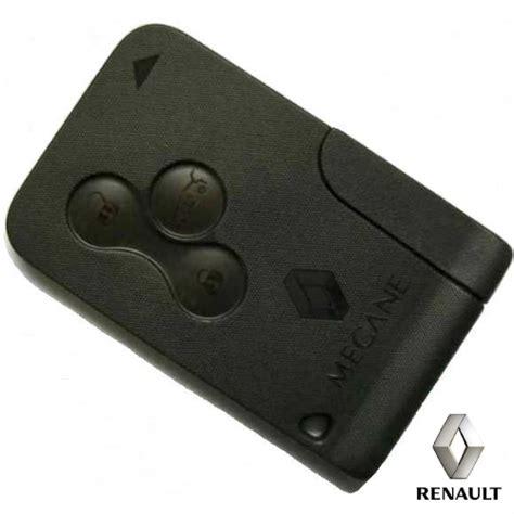renault key card repair service for all renault key cards laguna megane