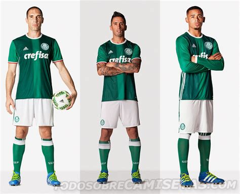 OFICIAL: Camisa adidas do Palmeiras 2016 - Todo Sobre ...