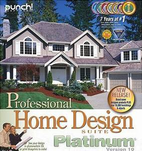 punch home design platinum With professional home design suite platinum