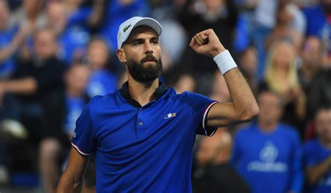 Benoît paire is a french professional tennis player who reached the 1st round of a grand slam event for the first time at the french open in 2010 and has since gone on to make eight appearances at. Wait over for Benoit Paire as he wins first ATP trophy in ...
