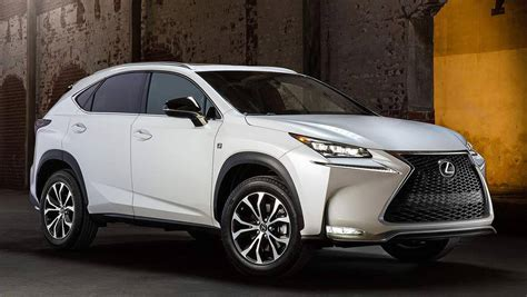 lexus nx suv review  drive carsguide