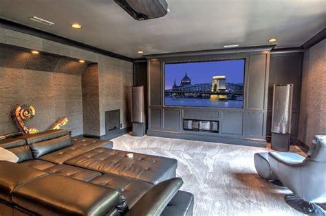 Home Design Ideas Basement by 23 Basement Home Theater Design Ideas For Entertainment