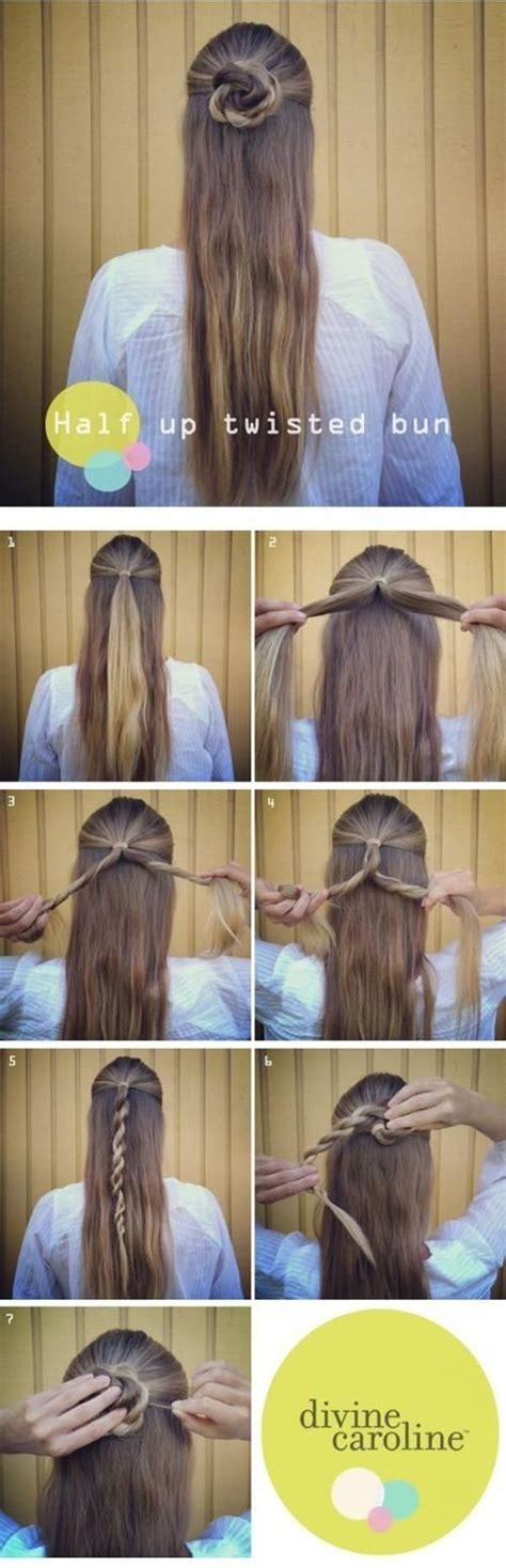 25 best ideas about easy teen hairstyles on pinterest