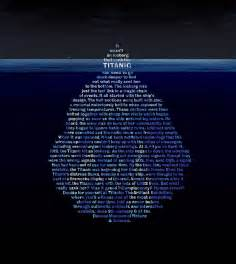 When Did Titanic Sink Date by The Titanic Sets Sail Zero Hedge