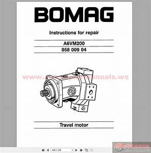 Bomag Instructions For Repair Bc570rb Bc670rb