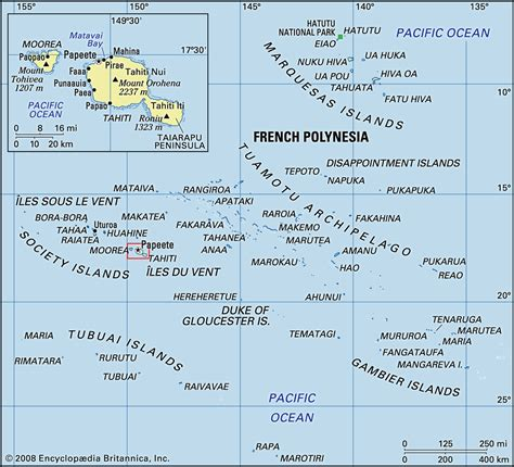 Tahiti Facts Map And History Britannica