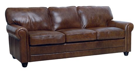 italian loveseat new luke leather italian brown filled quot andrew quot sofa