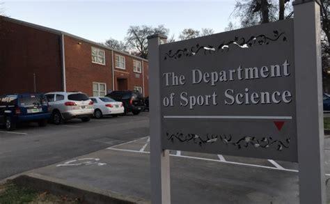 belmont vision department  sport science proposes