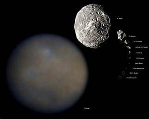 The Dwarf Planet Ceres - Universe Today