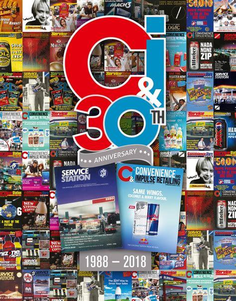 C&I Retailing Magazine 30th Anniversary by The