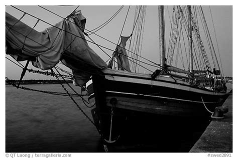 Sailboat Black And White by Black And White Picture Photo Two Masted Sailboat