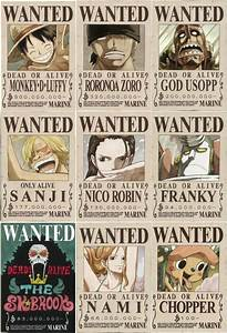 New Straw Hats Bounties After Whole Cake Island – OP Fanpage