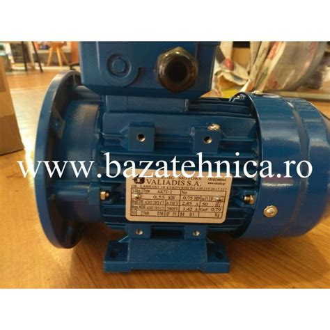 Motor Electric Auto De Vanzare by Motor Electric Trifazat 0 55kw 3000 Rpm B35 400v