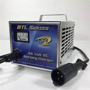 Batterie Golf 4 : 48 volt club car golf cart battery charger dpi gen iv ~ Carolinahurricanesstore.com Idées de Décoration