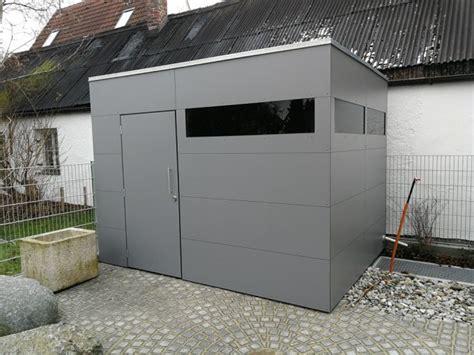 Gerätehaus Hpl  Widmann  Ideen Aus Holz Für Den Garten