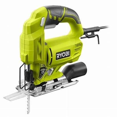 Ryobi Jigsaw 500w Corded Blade Tool Change