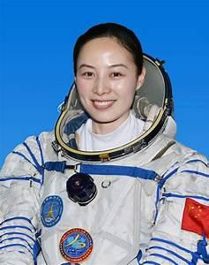 Profile: Female astronaut Wang Yaping |Background ...