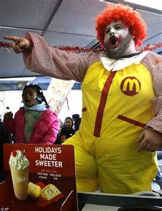 Outrage as McDonald's gives workers struggling on poverty ...