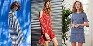 Mode Printemps 2018 : robes printemps t 2018 toutes les tendances mode ~ Nature-et-papiers.com Idées de Décoration