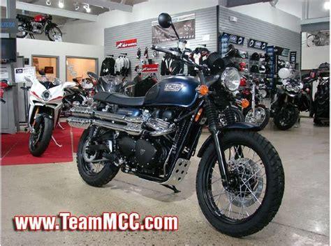 2014 Triumph Scrambler For Sale On 2040-motos