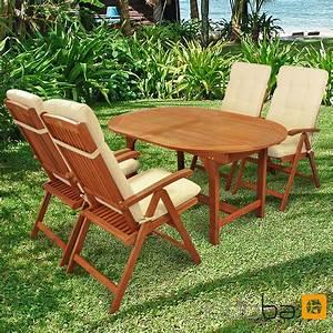 Gartenmöbel Set 3 Teilig : gartenm bel set 9 teilig sun shine mit auflagen relax natur ~ Bigdaddyawards.com Haus und Dekorationen
