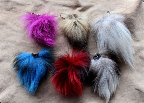 25+ Unique Fox Tails Ideas On Pinterest