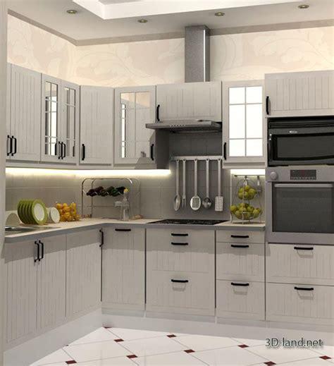 3d cuisine ikea kitchen from ikea faktum stot 3d model 3d land