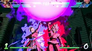Dragon Ball FighterZ : Trailer de Gokû Black | Dragon Ball ...