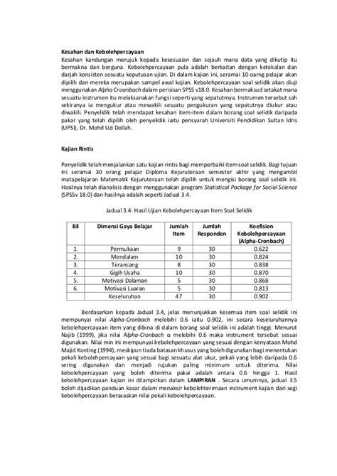 Jurnal hubungan motivasi full paper