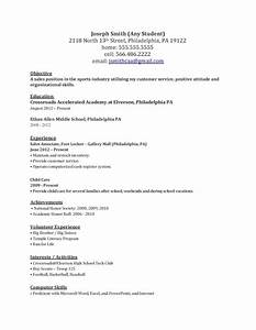 Examples Resumes Email Cover Letter Layout Format