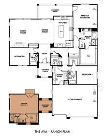 one story house plans with two master suites multi generational homes finding a home for the whole family