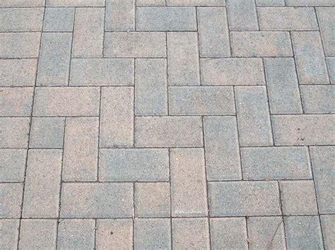 paver patterns choosing material for pavers